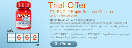 Free Tylenol