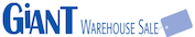 giant warehouse sale