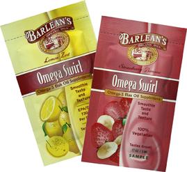Barleans Omega 3 Swirl