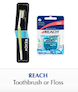 Reach Toothbrush