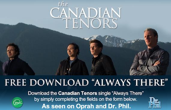 Canadian Tenors