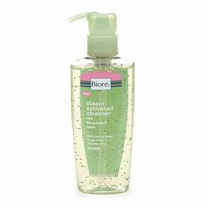 Biore Purity Steam Activated Cleanser