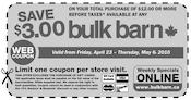 bulkbarn coupon