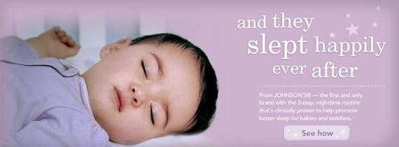 Johnson's Bedtime Lullaby