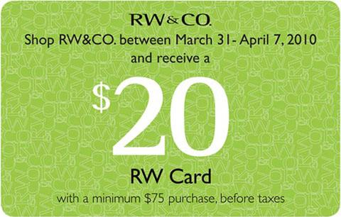 RW&CO