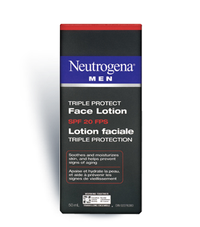 Neutrogena Men's Face Lotion