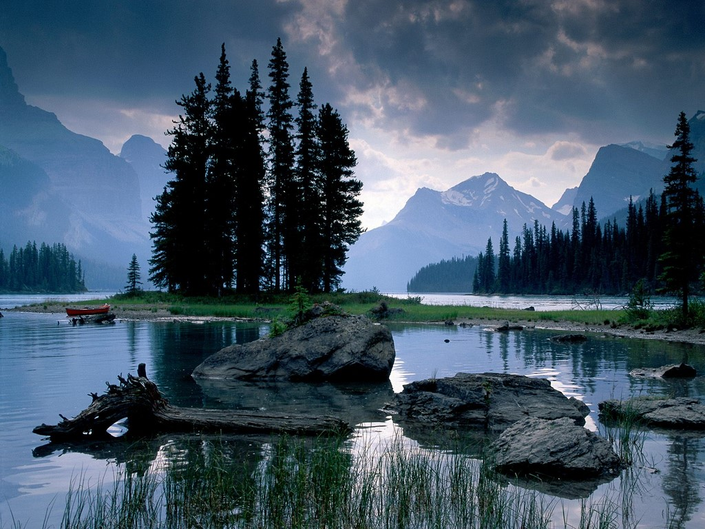 Canadian National Parks