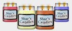 Shars Candles