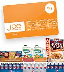 Joe Fresh Gift Card