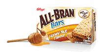 Honey Nut All Bran Bar