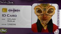 Alien ID Card