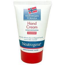 Neutrogena Free Hand Cream