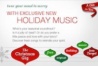 Target.com Free Songs