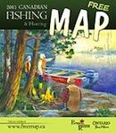 Free Fishing Map