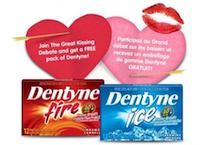free dentyne