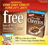 Free Cheerios