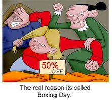 Boxing Week Coupons