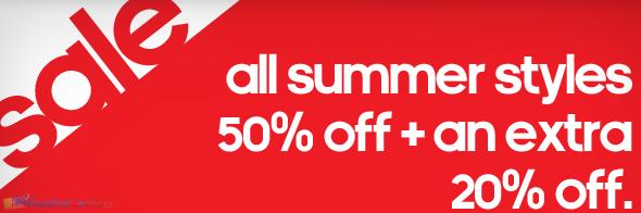 Extra 20% off at Adidas