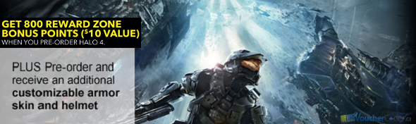 Pre-order Halo from Best Buy