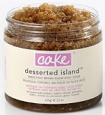 Deserted Island Scrub at Cake Beauty