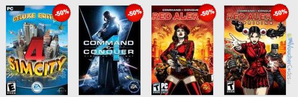 50% off Games at GamersGate