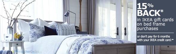Ikea bedroom Event