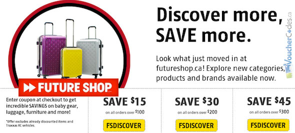 Future Shop September 2012 Coupons