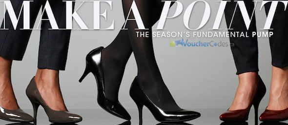 Le Chateau Pumps Coupon