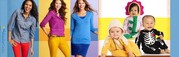 30% off Baby styles and 20% Adult Styles