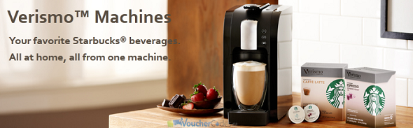 Verismo Machine from Starbucks