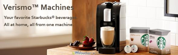 Verismo Machine from Starbucks