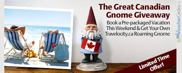 Travelocity Gnome Promotion