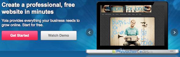 Yola Free Website