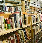 Used Books Display