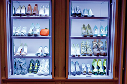 Carrie's revolving closet