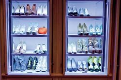 Carrie's revolving closet