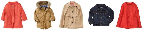 Gap Kids Coats
