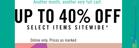 Up to 40% off at J.Crew
