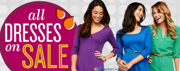 Save on dresses at Old Navy