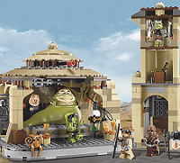 Jabba Palace Playset