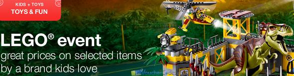 Sears Lego Event
