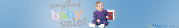 Save on everything baby at Sears