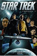 Star Trek comic book