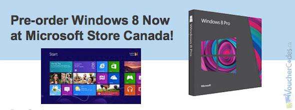 Pre-Order Windows 8