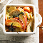 Healthy Turkey Casserole