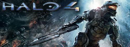 Halo 4 Banner