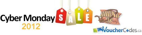Cyber Monday 2012 Deal Roundup