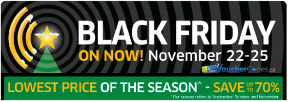 The Source's Black Friday Sale
