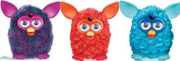 Furby Doll for less at Wa-Mart
