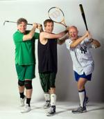 Men Love Sports